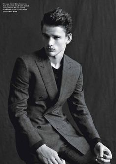 Simon Nessman by Matthew Brookes for Details