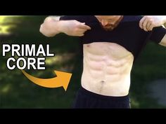 Never Do Another Crunch Again!! Do this Primal Core Sequence [9 minutes]