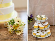 buttercup yellow rustic countryside  wedding colours