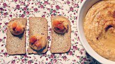 Receta Hummus de Calabaza