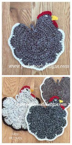 Crochet Easter, Knit Crochet, Crochet Cats, Crochet Birds, Beaded Crochet, Crochet Food, Crochet Pillow, Crochet Christmas, Crochet Animals