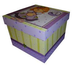 Cute for a little girls treasure box