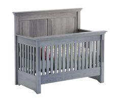 Pembroke Convertible Crib | Kidz Decoeur