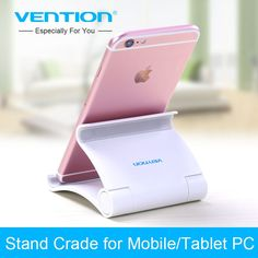 Vention Desk Phone Holder Universal Mobile Phone Stand Phone holder mount For iPhone Cellphone Tablet Stand Smartphone holder  Price: 4.33 USD