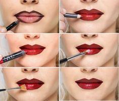 Tendance Maquillage Yeux 2017 / 2018 Teenage Fashion Blog: j'ai essayé la truc de lèvres Crazy-Contouring de Marilyn Monroe