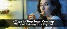 hypothyroidism and sugar cravings