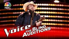 """The Voice 2016 Blind Audition - Sundance Head: """"I've Been Loving You Too..."""