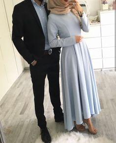 # You aşksen Cute Muslim Couples, Muslim Girls, Muslim Women, Cute Couples, Muslim Fashion, Modest Fashion, Hijab Fashion, Fashion Outfits, Muslim Couple Photography
