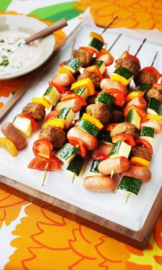 Catering Food, Caprese Salad, Summer Recipes, Food Inspiration, Healthy Life, Sushi, Bbq, Food Porn, Healthy Recipes