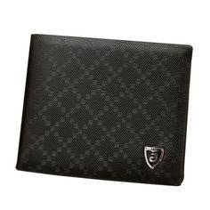 Mini Wallet Bifold Leather Wallet For Men