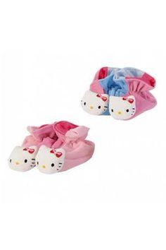 Simba #Hello Kitty# Hello Kitty Simba  — 210р. ----------------- Тапочки-погремушки Hello Kitty очень мягкие и яркие. Ребенок будет шевелить ножками, чтобы услышать приглушенный звон.