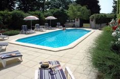 backyard pools | new swimming pool is to be built above or in-ground, let Backyard Pool ...