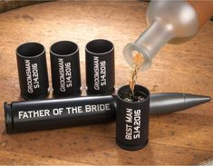Your Ultimate Destination for Groomsmen Gifts & Wedding Advice Gun Wedding, Wedding Advice, Wedding Favors, Wedding Ideas, Wedding Stuff, Wedding Inspiration, Great Wedding Gifts, Great Gifts For Men, Wine Carrier
