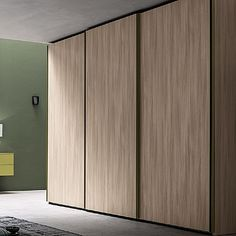 Elegant, contemporary 'Colette' wardrobe. Very modern piece, classical but original. My Italian Living.