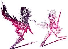 Final Fantasy XIII-2 logo by eldi13.deviantart.com on @DeviantArt