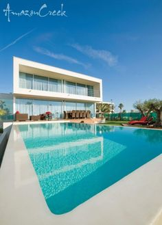Luxury Beach Fronted Villa In Sète, Languedoc, South of France | Amazon Creek