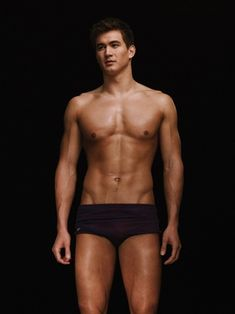 Perfection at its finest. <3 Nathan Adrian