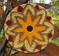 Seed and Spice Mandala