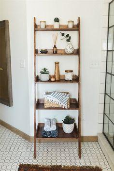 Wir sind über dieses moderne Vintage Ohio-Haus besessen - # We're obsessed with this modern vintage Ohio house - # projects Interior Design Minimalist, Interior Design Living Room, Room Interior, Simple Interior, Contemporary Interior, Modern Design, Vintage Modern, Modern Vintage Bedrooms, Ohio House