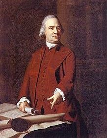 """Let each citizen remember at the moment he is offering his vote that he is not making a present or a compliment to please an individual - or at least that he ought not so to do; but that he is executing one of the most solemn trusts in human society for which he is accountable to God and his country."" --Samuel Adams, in the Boston Gazette, 1781"