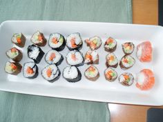 Sushi-lajitelma