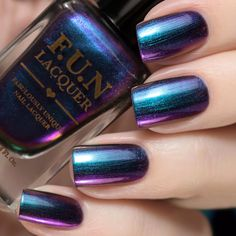 Fun Lacquer Eternal