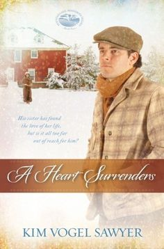 A Heart Surrenders - In A Heart Surrenders, Kim Vogel Sawyer takes us back to Mountain Lake, Minnesota, where troubled runaway Samantha O'Brien was taken in by the kind, German-Mennonite Klaassen family. Now after many sorrowful years apart, Samantha's brother David is there to witness his sister's wedding. While he is glad to see her happy, the love she found moves within him a deep yearning to find his own life's companion. Josie Klaassen seems to be the perfect choice, but her love for…