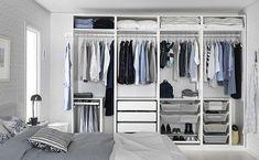 Resultado De Imagen De Vestidor Ikea