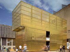Panel y chapa metáliao para cubiertas / Panel y chapa metálica para fachada TECU® Gold by KME Italy S.p.A. - ARCHITECTURAL SOLUTIONS