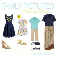 Summer idea for family photos
