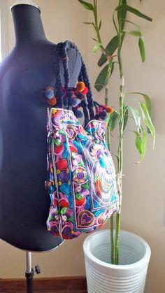 Bohemias bolsas tote bolsos de hombro bolsos de por shopthailand