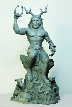 Cernunnos Statue - Awareness Shop Exclusive
