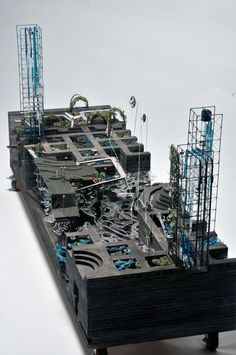 Cool model section