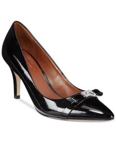 526770a72193 Cole Haan Juliana 75 Pointed-Toe Pumps Cole Haan Shoes