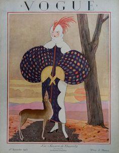 Vogue France, La Saison de Biarritz, Novembre 1925, George Wolfe Plank