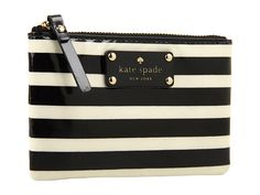 Kate Spade New York Kate Spade Stripe Coin Purse - Portofele - Genti - Femei - Magazin Online Genti
