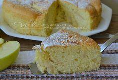 Torte soffice con panna e mele ricetta dolce