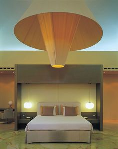 Bedroom | Hotel Exedra, Rome by Studio Marco Piva |