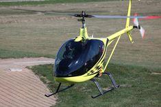CH-7 Heli-Sport ultralight helicopter