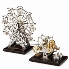 The Stirling Engine Ferris Wheel