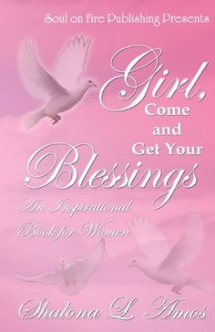 Girl, Come & Get Your Blessings is an inspirational and empowerment book for women. We learn about God's love for us and how we as women should love ourselves. We also learn how to develop that relationship with God and how to deal with hurt and pain from the past.This book also covers just how important it is to change your mind set and surround yourself with positive people and things. For those of you who are going through things...