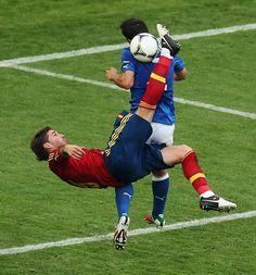 Sergio Ramos Photo - Spain v Italy - Group C: UEFA EURO 2012
