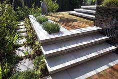 Concrete Paver Steps Design Ideas, Pictures, Remodel, and Decor - page 29