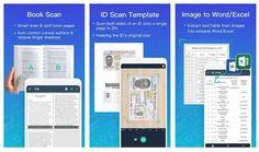 CamScanner aplikasi android terbaik untuk scan dokumen, foto / gambar ke PDF dengan mudah dan fiturnya paling lengkap Ahlinya Scanner dokumen. Android Tricks, Book Pages, Google Play, Templates, Iphone, Words, Stencils, Vorlage, Models