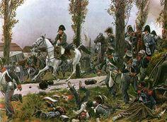 Napoleon on Campaign, 1813.