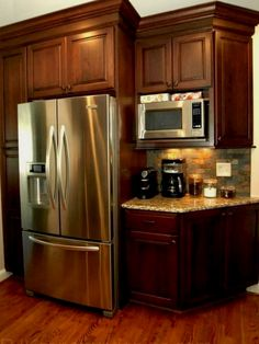 Kitchen Cabinet Colors - CHECK THE PICTURE for Various Kitchen Cabinet Ideas. 59566875 #kitchencabinets #kitchens