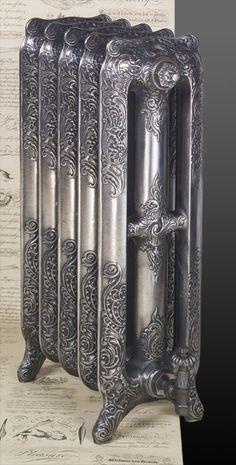 Oxford cast iron radiator