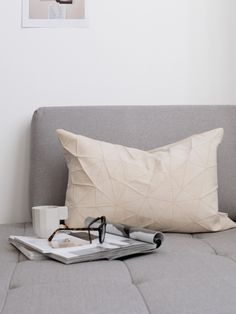 The Origami Pillow C