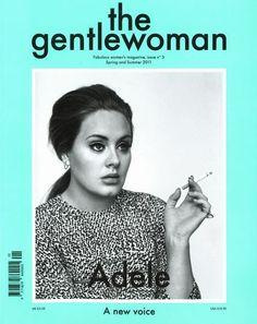 gentle woman