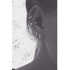 helix, snug piercing
